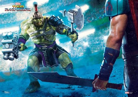 Sale Thor Battle Hammer Thor Marvel Studios The Mighty Avanger Tinggi thor and the square in new thor ragnarok promo posters