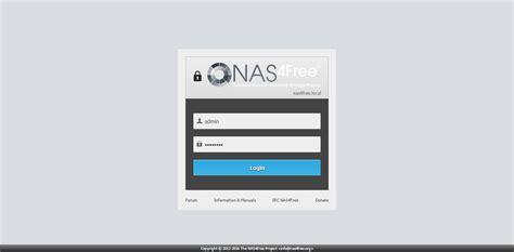 nas4free official site nas4free 11 0 installation tutorial manjaro dot site