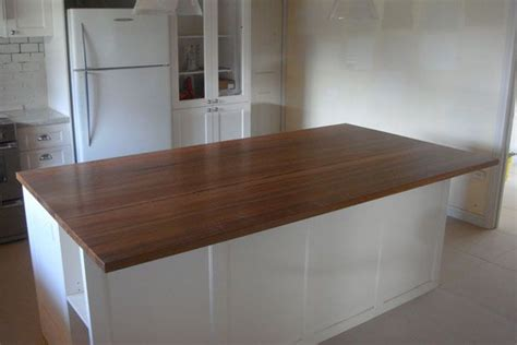 bench top wood 17 best images about wooden kitchen benchtop on pinterest brisbane painted