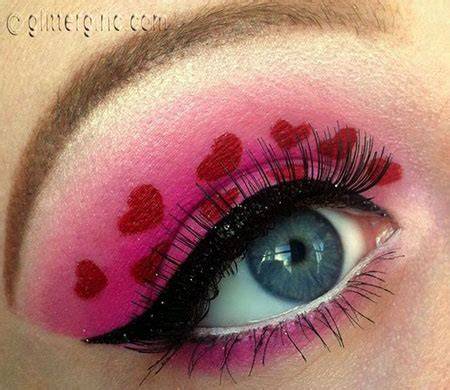 makeup ideas for valentines day 12 s day eye makeup looks ideas for