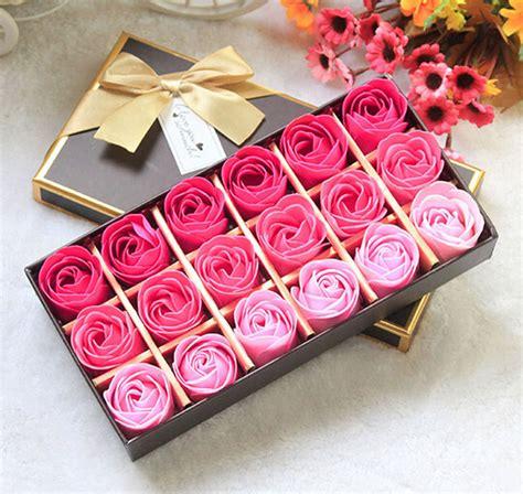 Souvenir Bunga Sabun 20 Pcs 1 buy wholesale petal soap from china petal