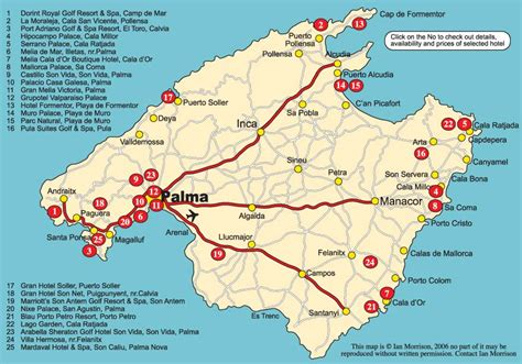 Porte Shoing 616 by Magaluf Palma Hotel Map Teclabs Org