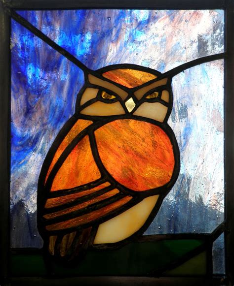 Kacamata Glow In The Owl Glasses Glasses 180 best images about stain glass birds owls on