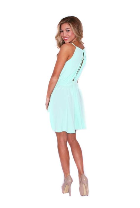 Pelope Dress penelope dress in mint impressions s clothing boutique