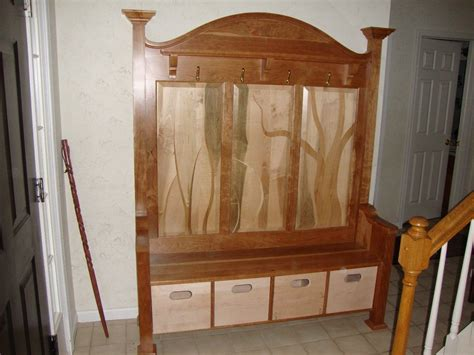 custom made bench custom made hall bench by timberland construction inc custommade com