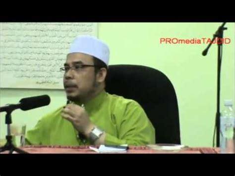 Dr Malam Dr Asri Sebab Kita Disuruh Solat Malam Qiyamullail