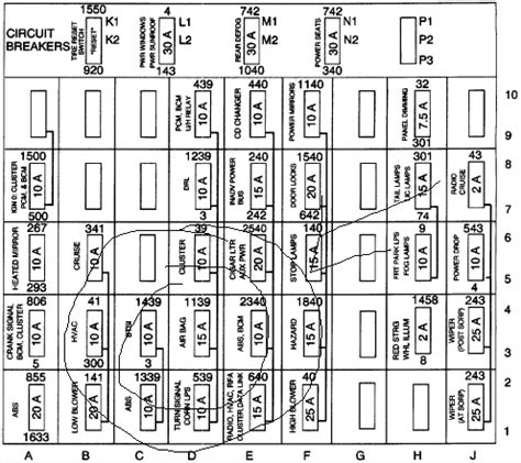 2002 oldsmobile bravada fuse box diagram vehiclepad 2002 regarding 2002 oldsmobile bravada 2002 oldsmobile fuse box diagram 2002 free engine image for user manual