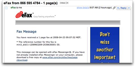 receive alerts of ads like this by email how can i receive faxes online for free ask dave taylor