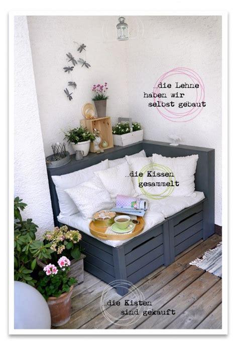 ideen für kleine balkone lounge ecke balkon home interior minimalistisch www