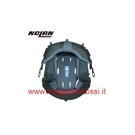 interno casco interno ricambio casco nolan n43 grigio