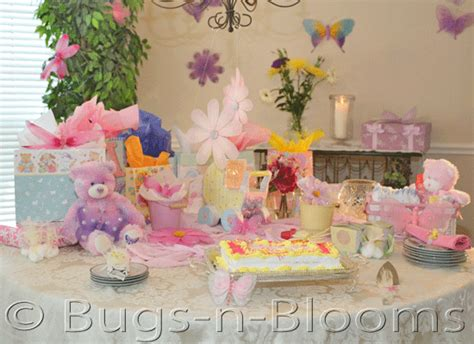 Baby shower decorations for a great party