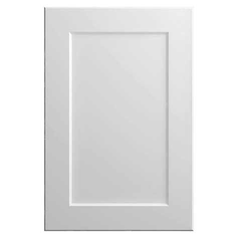 thermofoil cabinets home depot hton bay 11x15 in melvern cabinet door sle in white