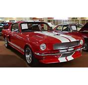 1966 Ford Mustang Fastback Shelby GT350 Clone V8 Five