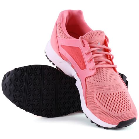 adidas racer lite womens trainers in pink