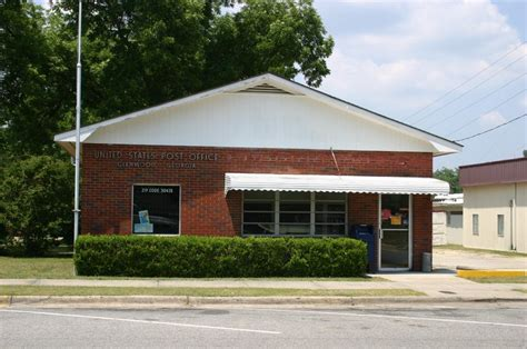 Ga Post Office by Glenwood Ga Post Office Photo Picture Image