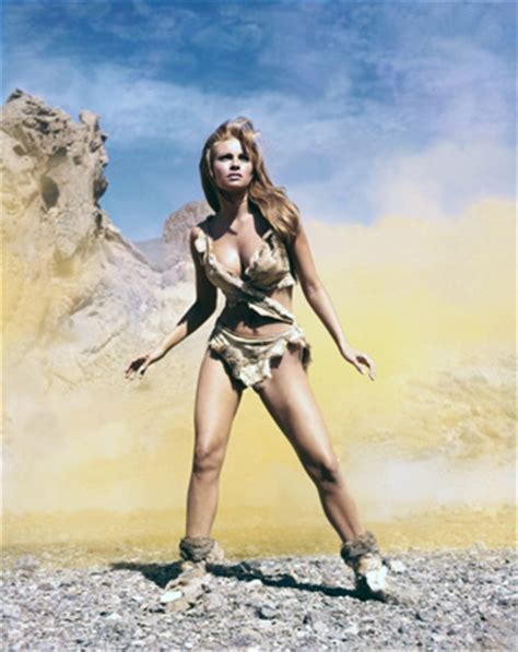 raquel welch famous poster let s hear it for really bad sci fi flcks