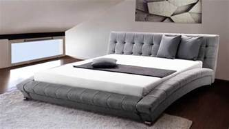 Upholstered Bed Frame Designs Modern Upholstered Bed Design How To Modern Upholstered