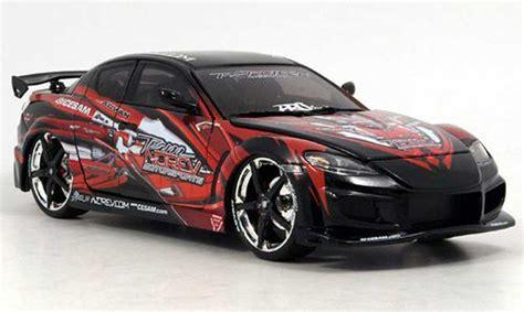 Mazda RX8 team norev tuning 2007 Norev diecast model car 1/18 Buy/Sell Diecast car on