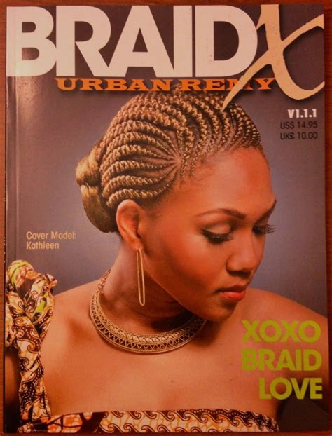 Black Hairstyles Magazine Braids by Braided Hairstyles For Americans