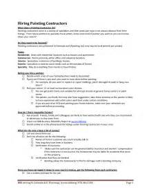 Painting Estimator Cover Letter by Painting Quote Template Cover Letter Cover Letter Templates