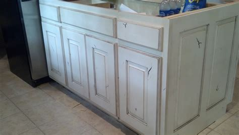 distressed kitchen cabinets ideas about distressed