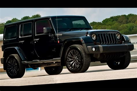 jeep black wrangler photos jeep wrangler jk mk3 kahn 2014 from article always
