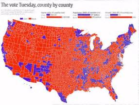 election map 2000 the patriot post