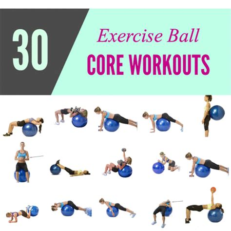 printable exercise ball workouts for beginners 30 best stability ball exercises for beginners stability