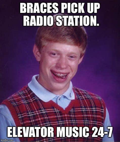 Radio Meme - bad luck brian meme imgflip