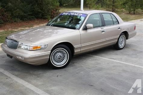 auto repair manual online 1995 mercury grand marquis lane departure warning 1997 mercury grand marquis owners manual