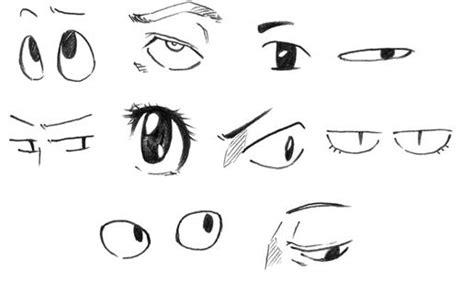 imagenes ojos para dibujar dibujar ojos anime
