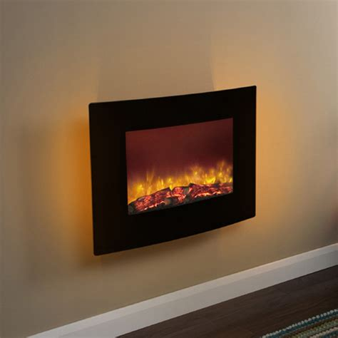 Electric Fireplace That Hangs On Wall by Be Modern Quattro Hang On The Wall Electric