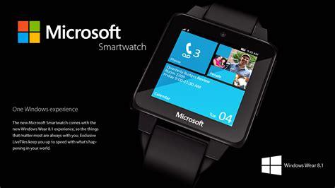 microsoft smartwatch unser konzept zur windows uhr