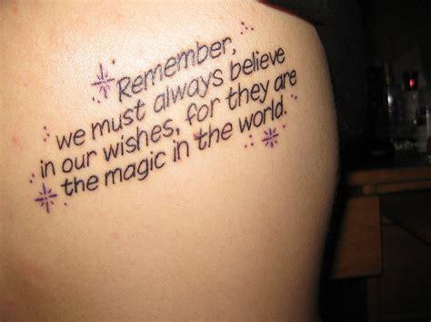 tattoo fixers disney quote disney quote tattoos tumblr