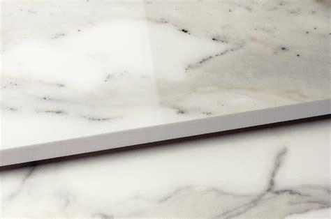 Bianco calacatta Marmi classici, marble effect floor and