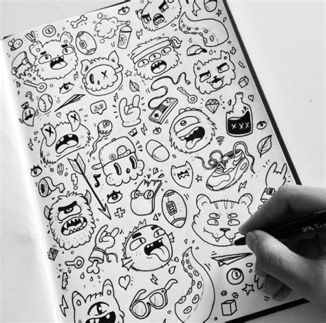 how to do doodle for best 25 doodle ideas on