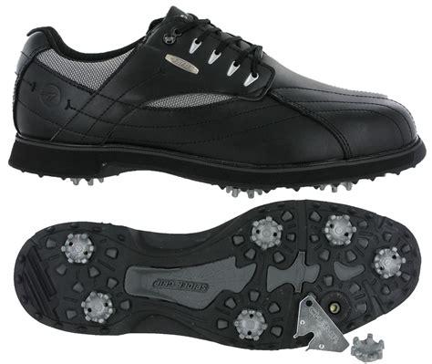 golf shoes size 13 new mens hi tec dri tec g 300 golf waterproof leather