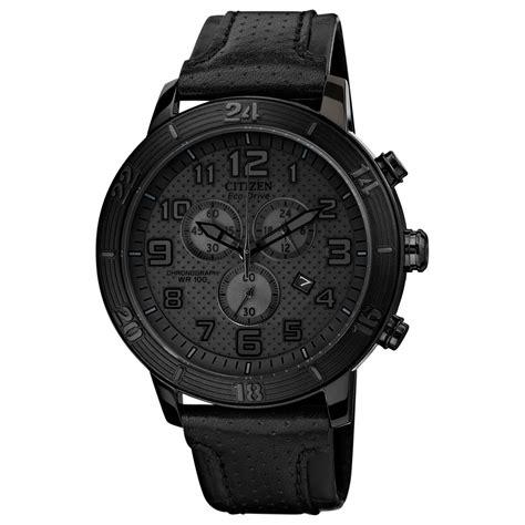 citizen unisex chronograph drive from eco drive black