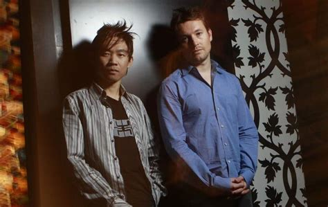 james wan and leigh whannell six great horror filmmaking duos wicked horror
