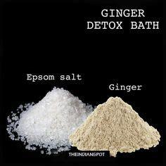 Detox Cracks Around by Detox Pink Salt Bath Soak Recipe Pink Sea