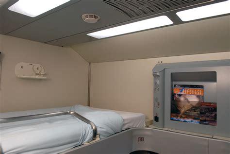 treno vagone letto il gruppo fs presenta le nuove cabine excelsior 4