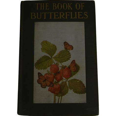 butterflies worth knowing classic reprint books beautiful nature book quot the book of butterflies from