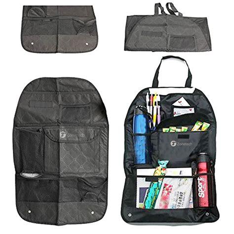 back of car seat organizer rubbermaid mobile soft seat organizer walmart