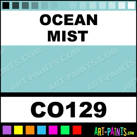 mist opaque stain ceramic paints co129 mist paint mist color nowell