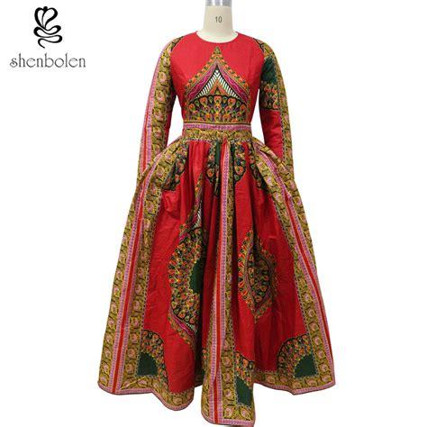 Afiqa Dress aliexpress buy 2017 dashiki dress for