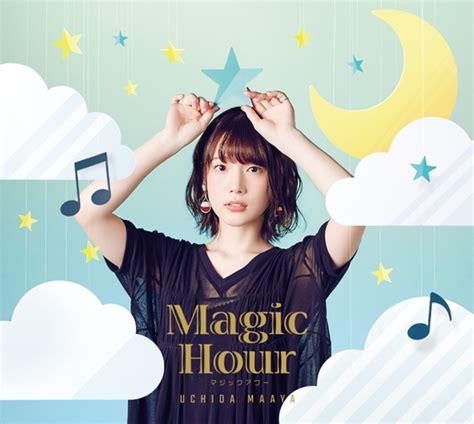 film magic hour film magic hour 2ndアルバム magic hour 内田真礼オフィシャルサイト