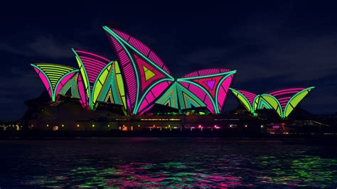 sydney newbie 187 vivid sydney light years ahead