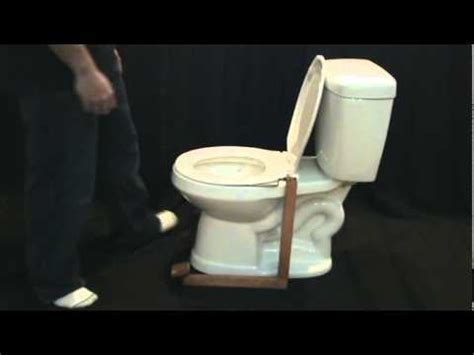 No More Feuds With The Toilet Seat Lifter by The Step Go Is A Toilet Seat Lifter