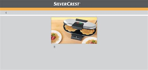 Kitchen System 1200 Owners Manual Silvercrest Waffle Iron Sdw 1200 A1 User Guide