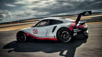 Porsche Rsr 2017 Porsche 911 Rsr Racer Adopts Mid Engined Layout